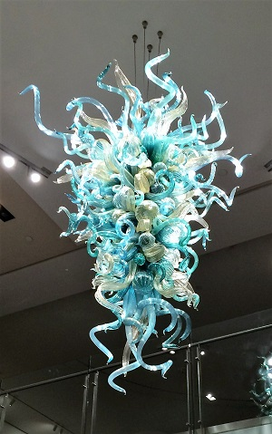 photo of Chihuly Chandelier