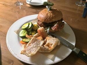 Empress Tavern Chicken Sandwich