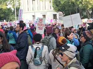 Sacramento Women's March