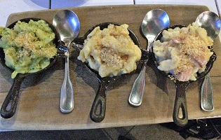 Picture of Iron Horse Tavern Trio of Mac's