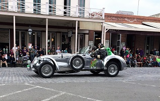 Picture of Saint Patrick's Day Parade Classic Car