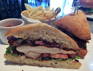 Picture of Wildwood Kitchen & Bar Chicken Sandwich