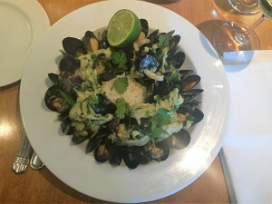 Picture of TableVine Mussels