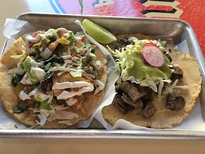 Picture of Cantina Alley taco's