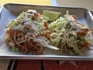 Picture of Cantina Alley Tostada