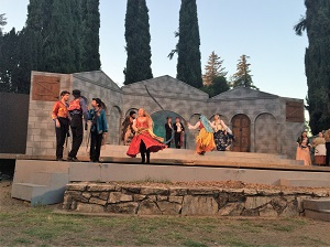 Picture of Sacramento Shakespeare Festival Actors