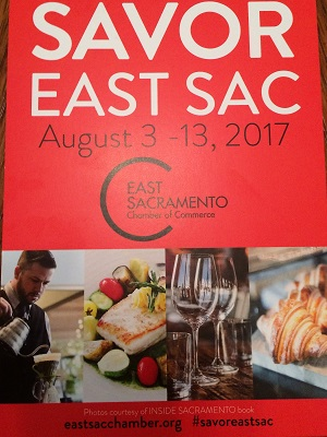 Picture of Savor East Sac Flyer