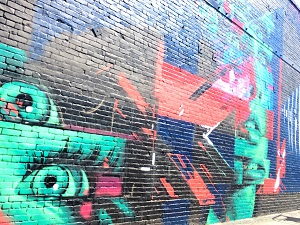Picture of Wide Open Walls mural
