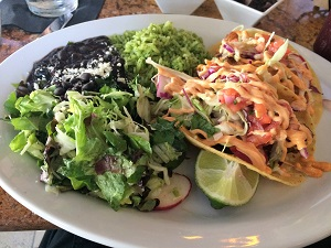 Picture of Zocalo Baja Fish Tacos