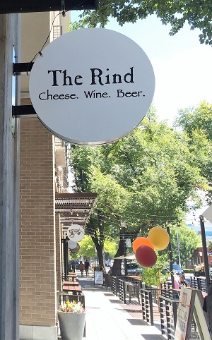 Picture of The Rind Signage