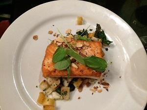 Picture of Formoli's Bistro Seared Salmon
