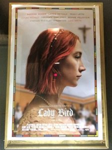 Photo of Lady Bird Movie Poster