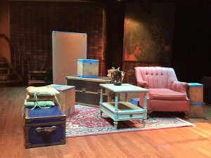 Picture of A Moving Day set at the B Street Theatre