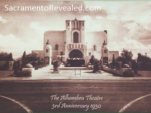 Photo of Alhambra Theatre on 3rd Anniversary