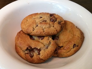 Picture of Evan's Kitchen Chocolate Chip Cookies