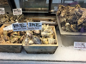 Picture of Sunh Fish Company Oysters