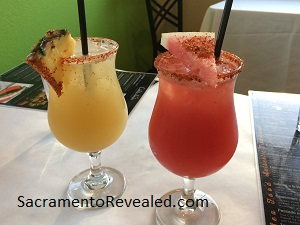 Photo of Cielito Lindo Watermelon & Pineapple Margaritas