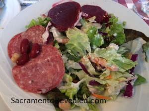 Photo of Espanol Italian Restaurant Salad