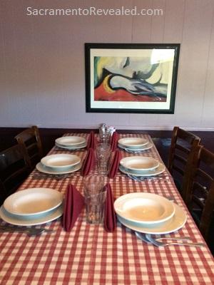 Photo of Espanol Italian Restaurant Table Setting