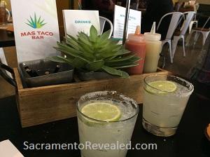 Photo of Mas Taco Bar Margaritas