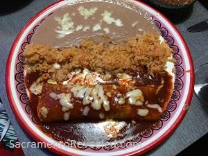 Photo of 3 Hermanas Enchilada Plate