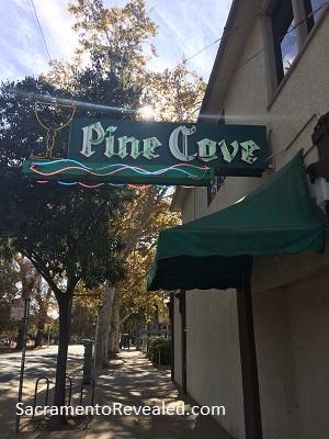 Photo of Pine Cove Signage