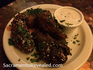 Photo of Kasbah Lounge Harissa Chicken Wings