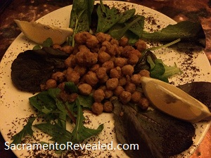 Photo of Kasbah Lounge Crispy Chickpeas