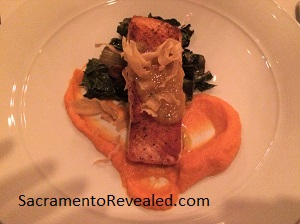 Photo of Firehouse Restaurant Pan-Roasted Atlantic Salmon