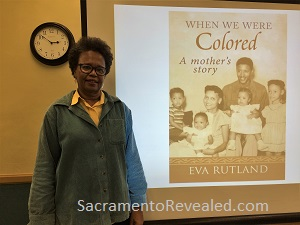 Photo of Ginger Rutland - When We Were Colored, A Mother's Story - The Book