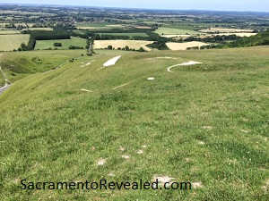 Photo of Uffington White Horse