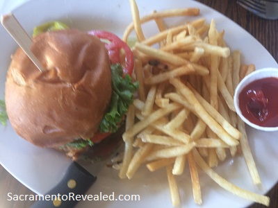 Photo of Limelight Social Club Cheeseburger