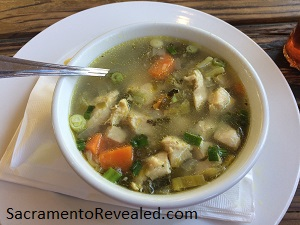Photo of Cafe Dantorels Chicken Soup