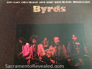 Photo of Byrds album cover