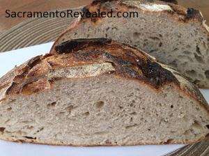Photo of Juno's Kitchen sourdough bread