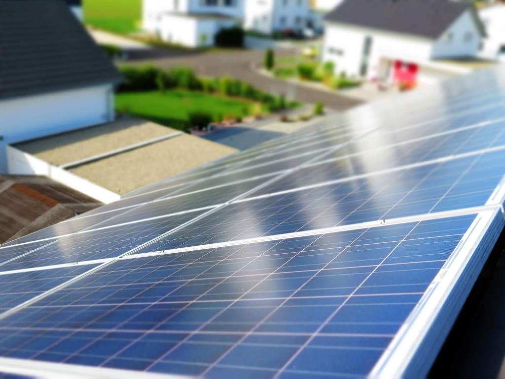 types of solar collectors