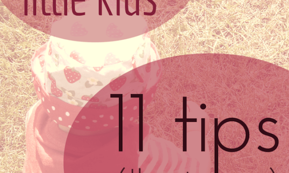 Hard days with little kids - 11 tips I'm trying to remember