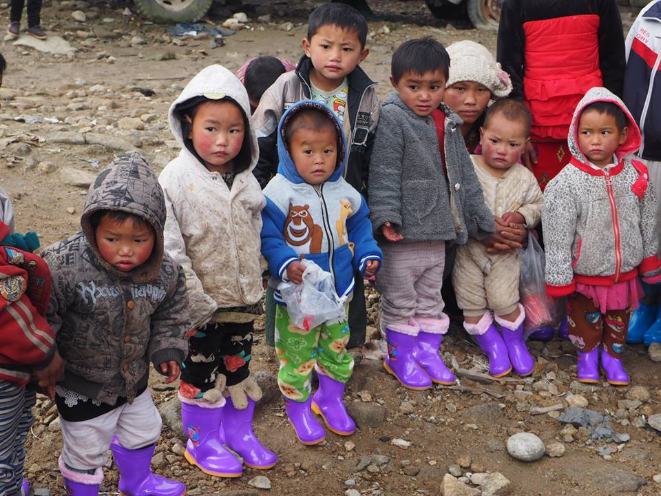 Children from the Kachin ethnic group, living in a camp, had no shoes when it started snowing earlier this year. Partners was pleased to be able to supply these terrific boots for them. Read more about that story on the Partners blog: blog.partners.ngo   Sacraparental.com