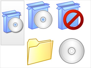NSIS icon package