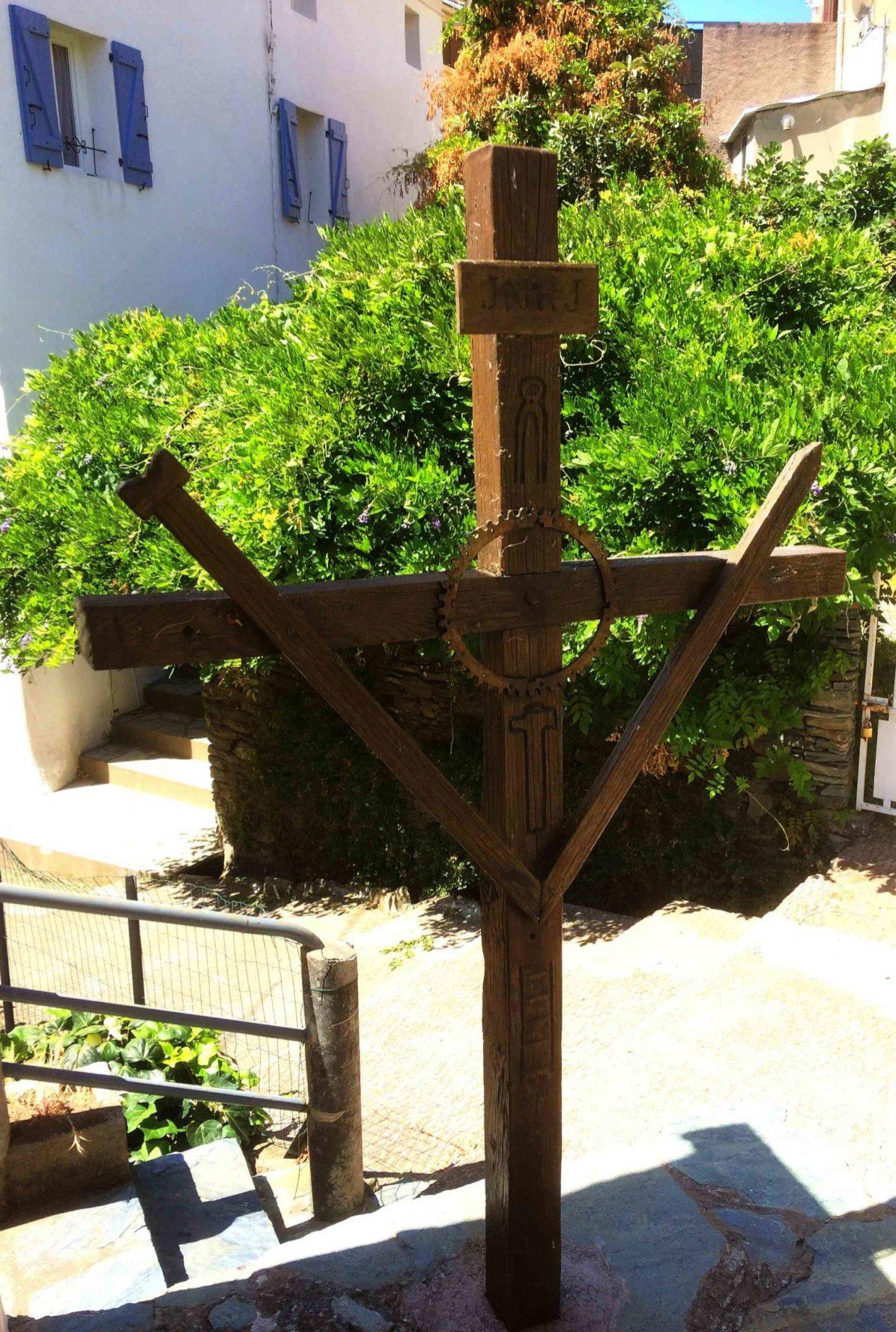 Sacré Cap Corse - Croix du Poghju à Olmeta di Capicorsu