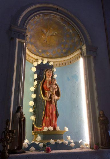 Sacré Cap Corse - Présentation de l'enfant Jésus à l'église Saint-Nicolas de Tomino