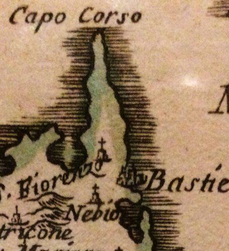 1684-Carte de Pierre Du Val à Paris