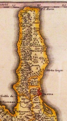 1735-Carte de Johannes Vogt