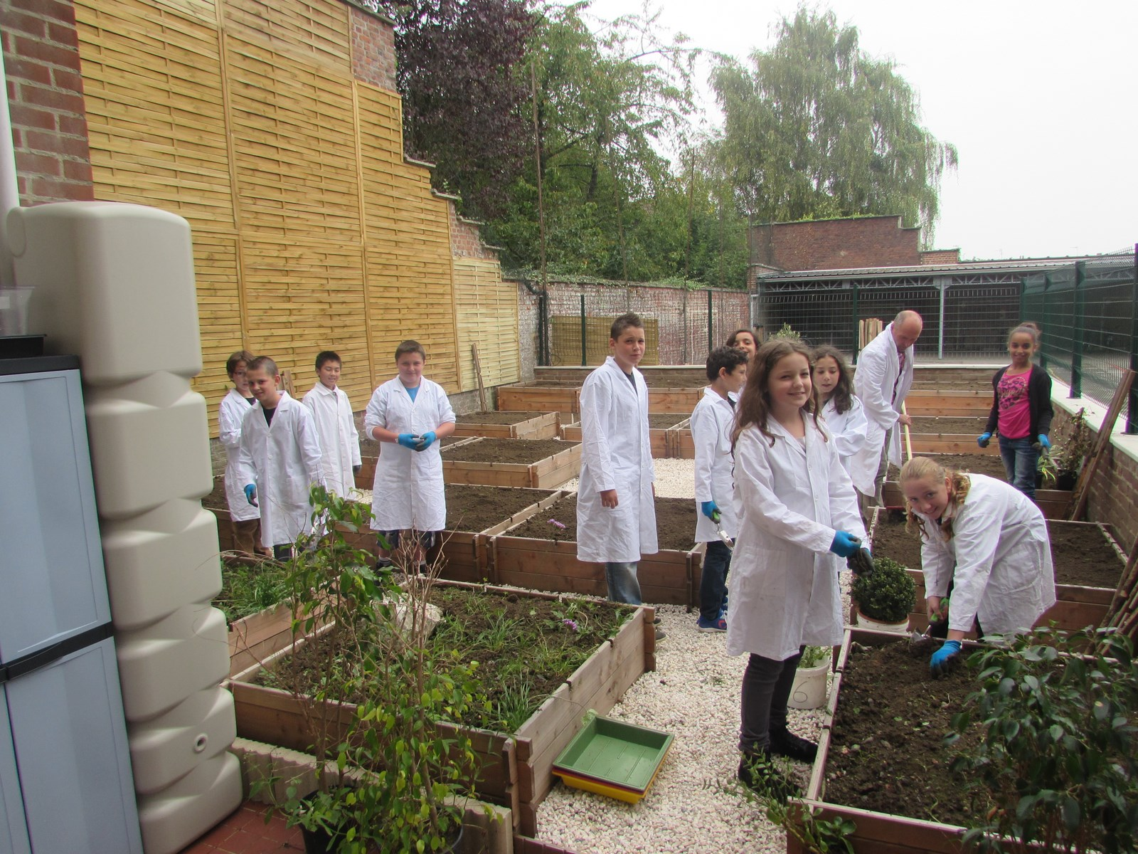 creation d un jardin pedagogique