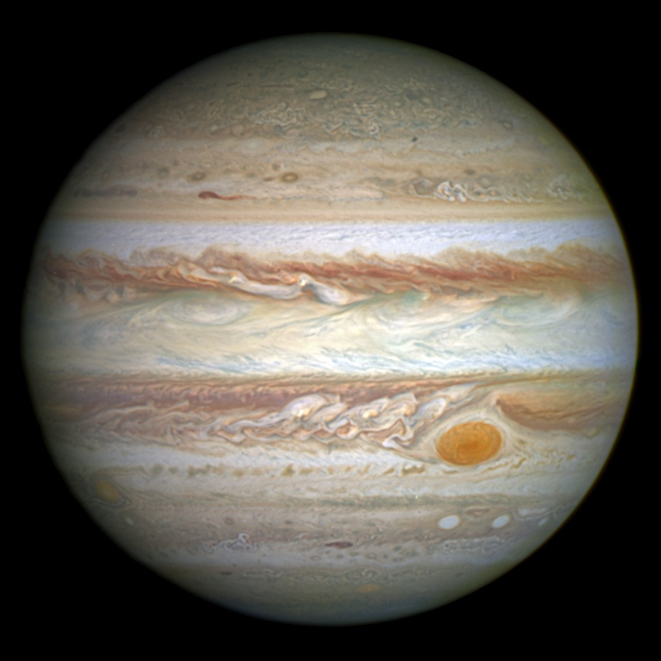 Jupiter's gravitational and numerical influence