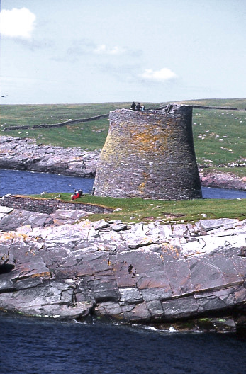 Preface: The Metrology of the Brochs