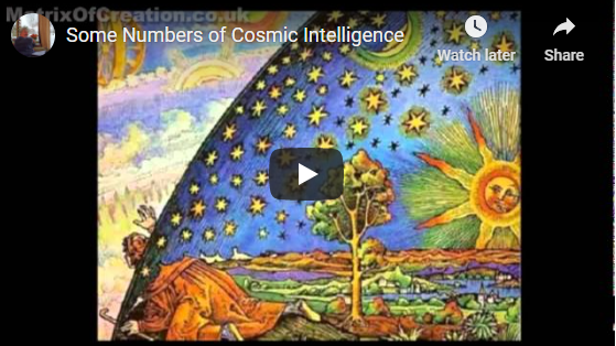 Video: Some Numbers of Cosmic Intelligence