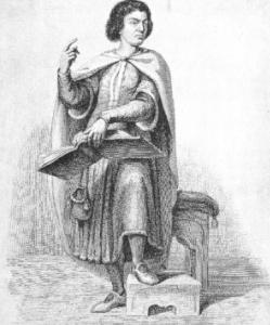 Peter Abelard, theologian & composer