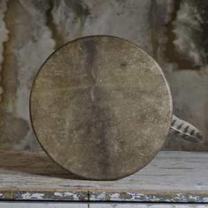 small shaman drum