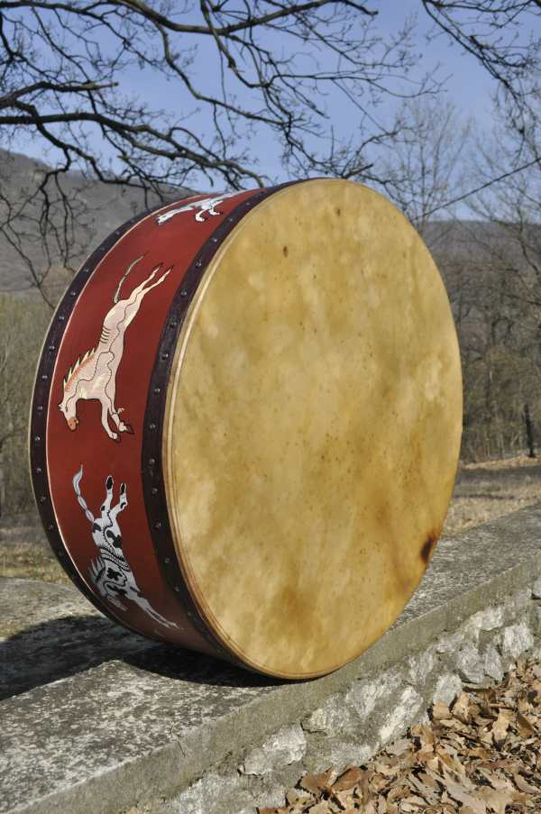 double headed drum